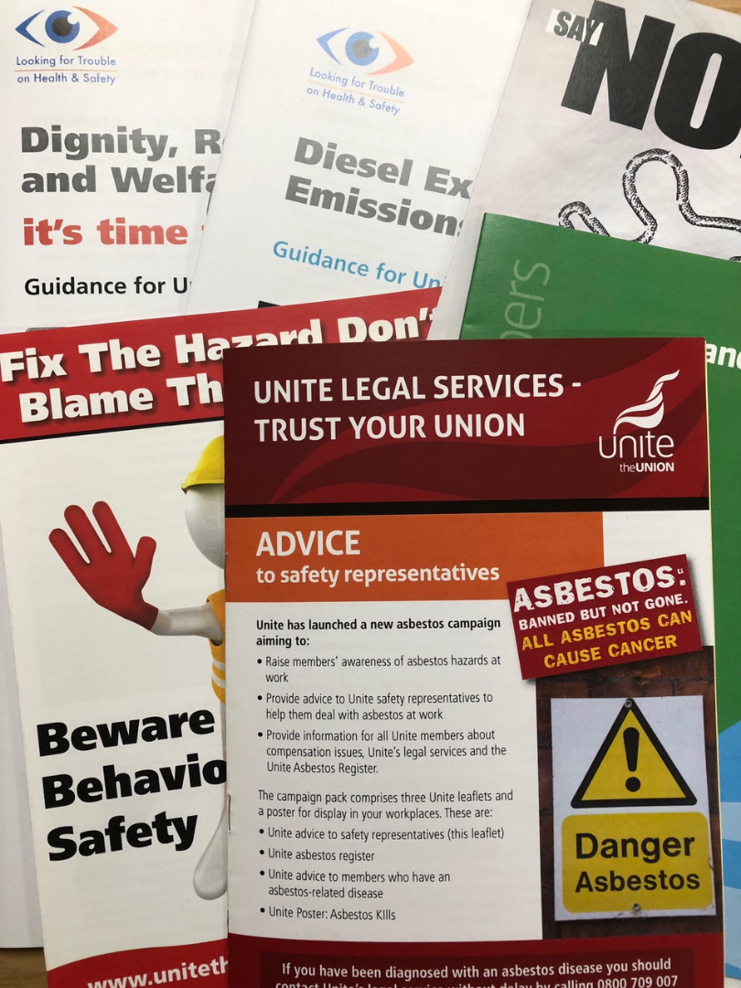 Thumbnail image for H&S Leaflets and Posters
