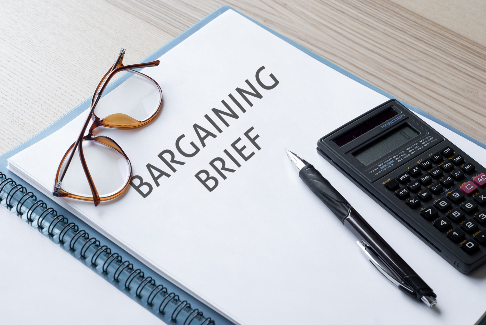 Thumbnail image for Bargaining Brief